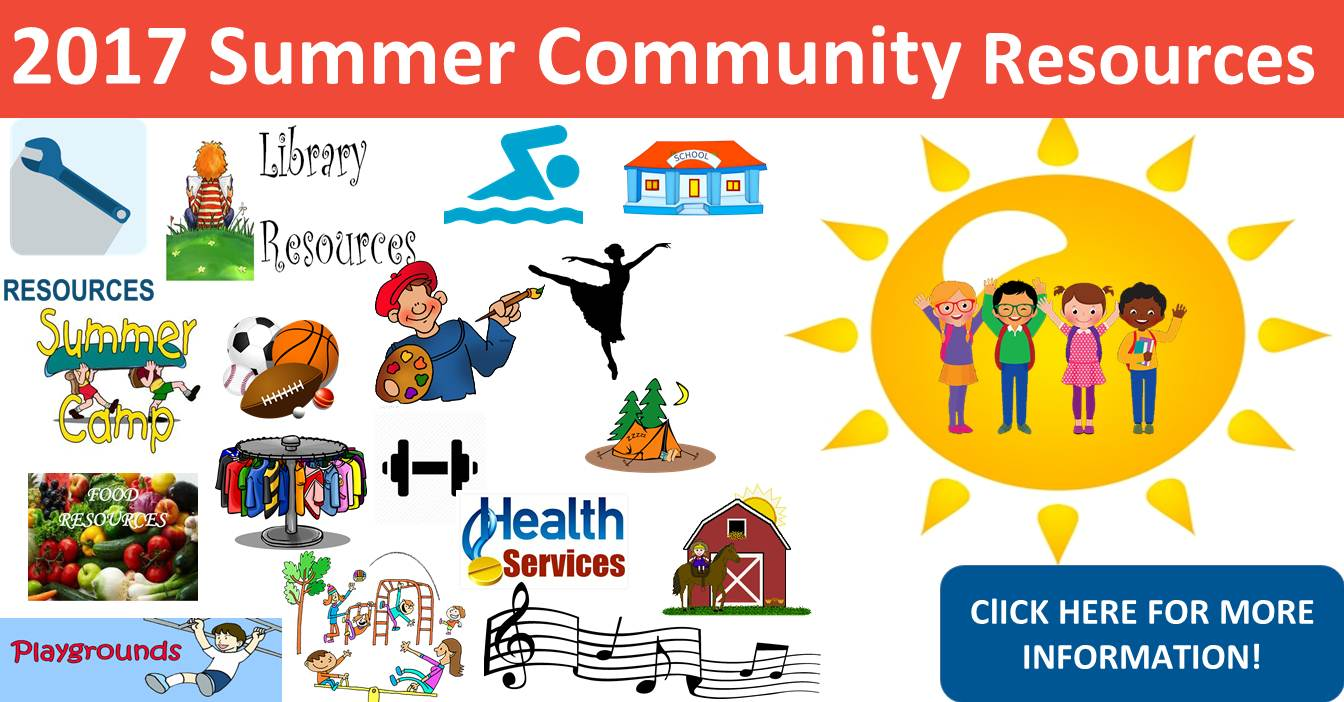 Summer and Community Resources