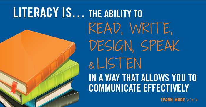 Literacy is....