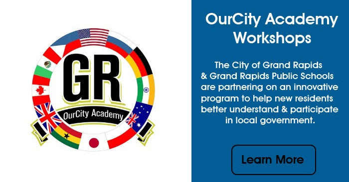 OurCity Academy Workshops