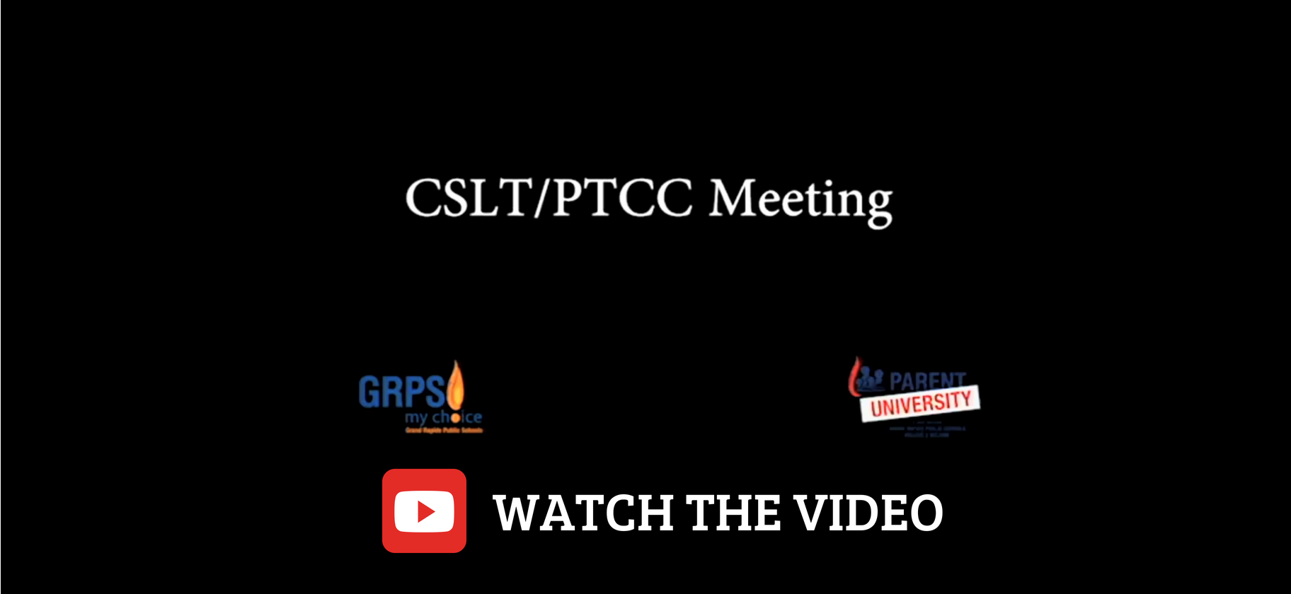 CSLT/PTCC Meeting