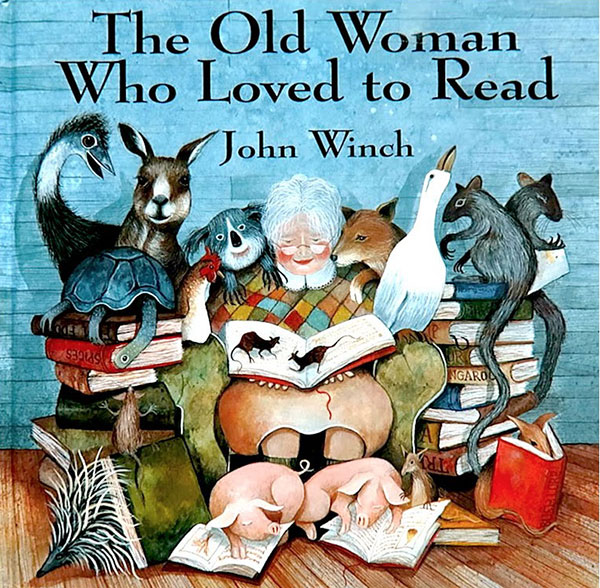 The Old Woman Who Loved to Read